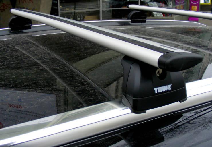 Bagażnik Thule Rapid Fixpoint Xt 753 961 4018 Wingbar