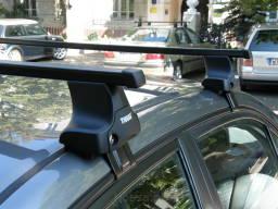 Bagażnik Thule Rapid System 754 1819 769 Audi A4 B9 Sedan 2016